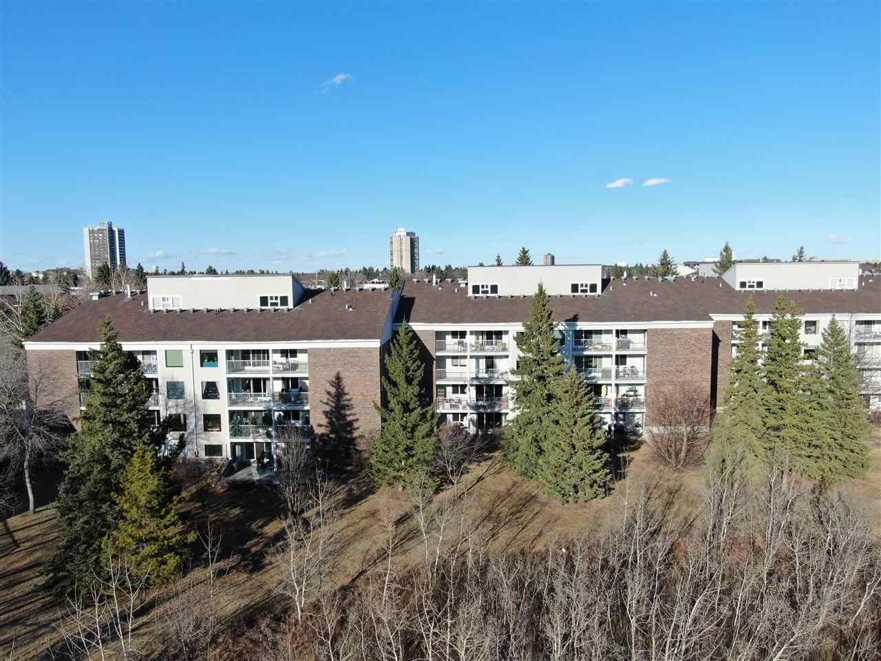 Main Photo: 424 4404 122 Street in Edmonton: Zone 16 Condo for sale : MLS®# E4239261