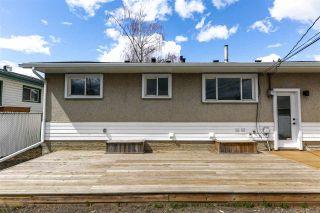 Photo 38: 11007 160 Street in Edmonton: Zone 21 House for sale : MLS®# E4242599