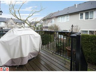 Photo 4: 51 8737 161ST Street in Surrey: Fleetwood Tynehead Townhouse for sale : MLS®# F1106547