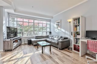 """Photo 3: 105 7160 OAK Street in Vancouver: South Cambie Townhouse for sale in """"COBBLELANE"""" (Vancouver West)  : MLS®# R2514150"""
