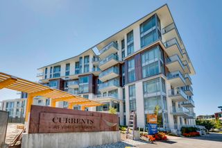 """Photo 24: 606 3188 RIVERWALK Avenue in Vancouver: South Marine Condo for sale in """"Currents at Waters Edge"""" (Vancouver East)  : MLS®# R2614998"""