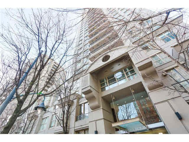 "Main Photo: 505 969 RICHARDS Street in Vancouver: Downtown VW Condo for sale in ""MONDRIAN II"" (Vancouver West)  : MLS®# V1102321"