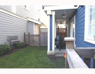 """Photo 10: 44 7511 NO 4 Road in Richmond: McLennan North Townhouse for sale in """"HARMONY"""" : MLS®# V759981"""