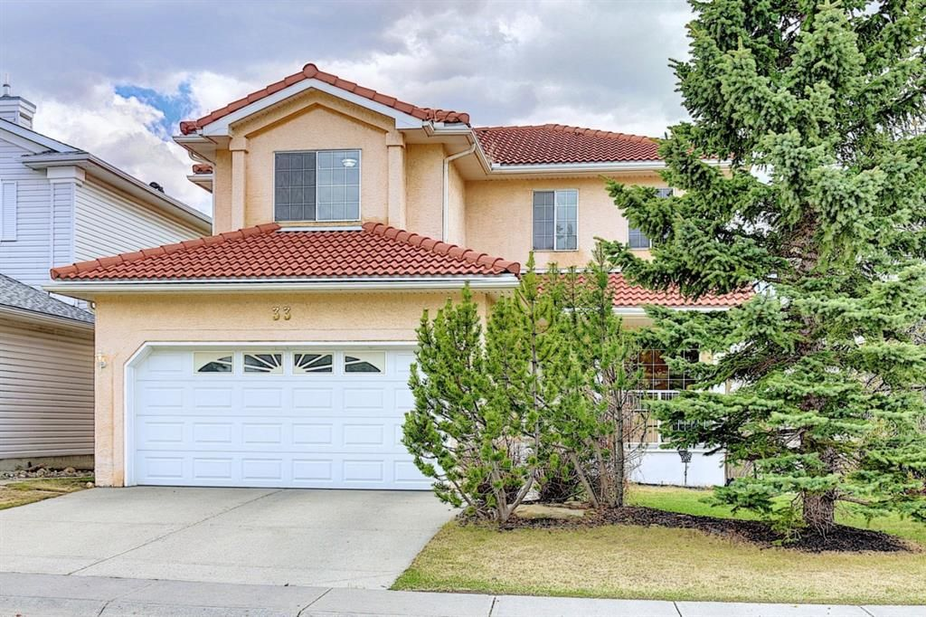 Main Photo: 33 Tuscarora Circle NW in Calgary: Tuscany Detached for sale : MLS®# A1106090