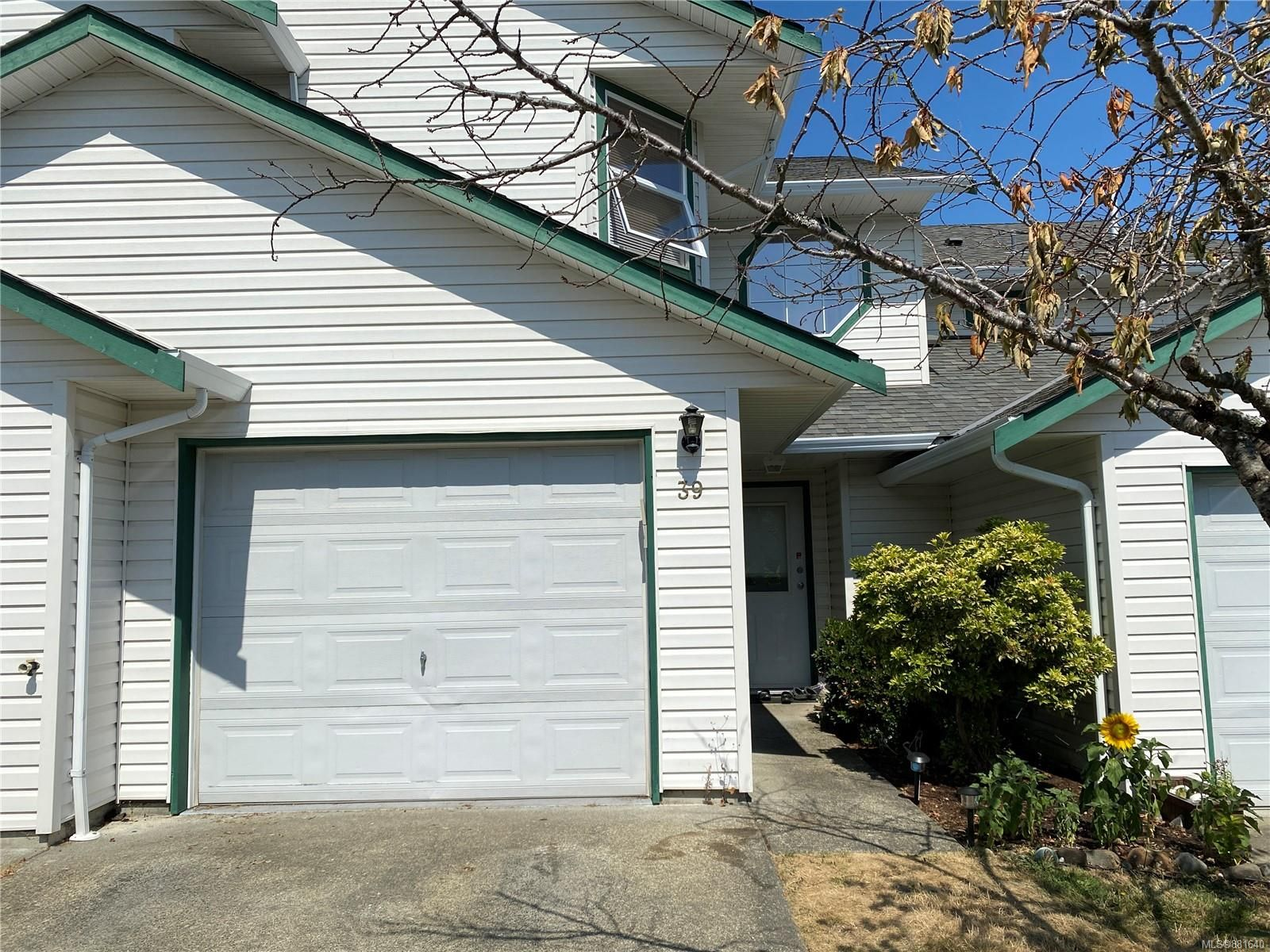 Main Photo: 39 2160 Hawk Dr in : CV Courtenay East House for sale (Comox Valley)  : MLS®# 881640