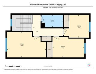 Photo 33: 170 6915 Ranchview Drive NW in Calgary: Ranchlands Row/Townhouse for sale : MLS®# A1121774