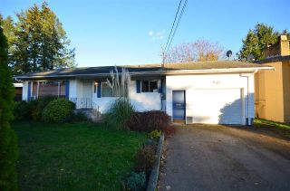 Photo 1: 2862 PRINCESS Street in Abbotsford: Abbotsford West House for sale : MLS®# R2122803