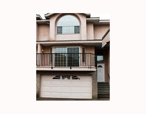 """Main Photo: 35 22488 116TH Avenue in Maple Ridge: East Central Townhouse for sale in """"RICHMOND HILL"""" : MLS®# V801990"""