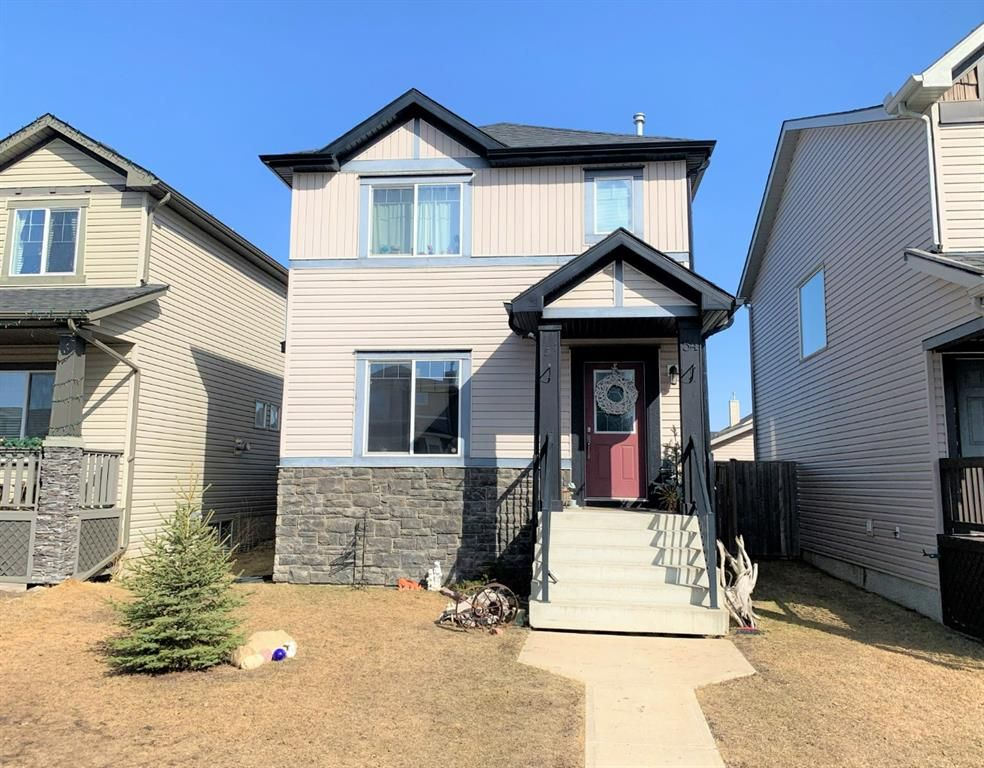 Main Photo: 54 Bridlecrest Manor SW in Calgary: Bridlewood Detached for sale : MLS®# A1091984