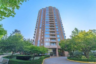 Main Photo: 1805 4689 HAZEL Street in Burnaby: Forest Glen BS Condo for sale (Burnaby South)  : MLS®# R2498242