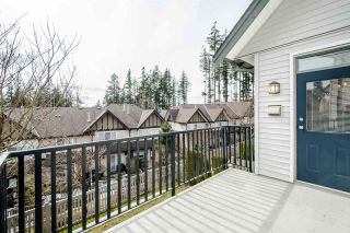 """Photo 8: 80 2200 PANORAMA Drive in Port Moody: Heritage Woods PM Townhouse for sale in """"QUEST"""" : MLS®# R2349518"""