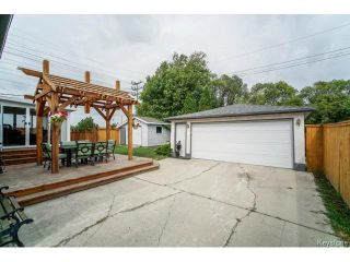 Photo 18: 1455 Somerville Avenue in WINNIPEG: Manitoba Other Residential for sale : MLS®# 1419393