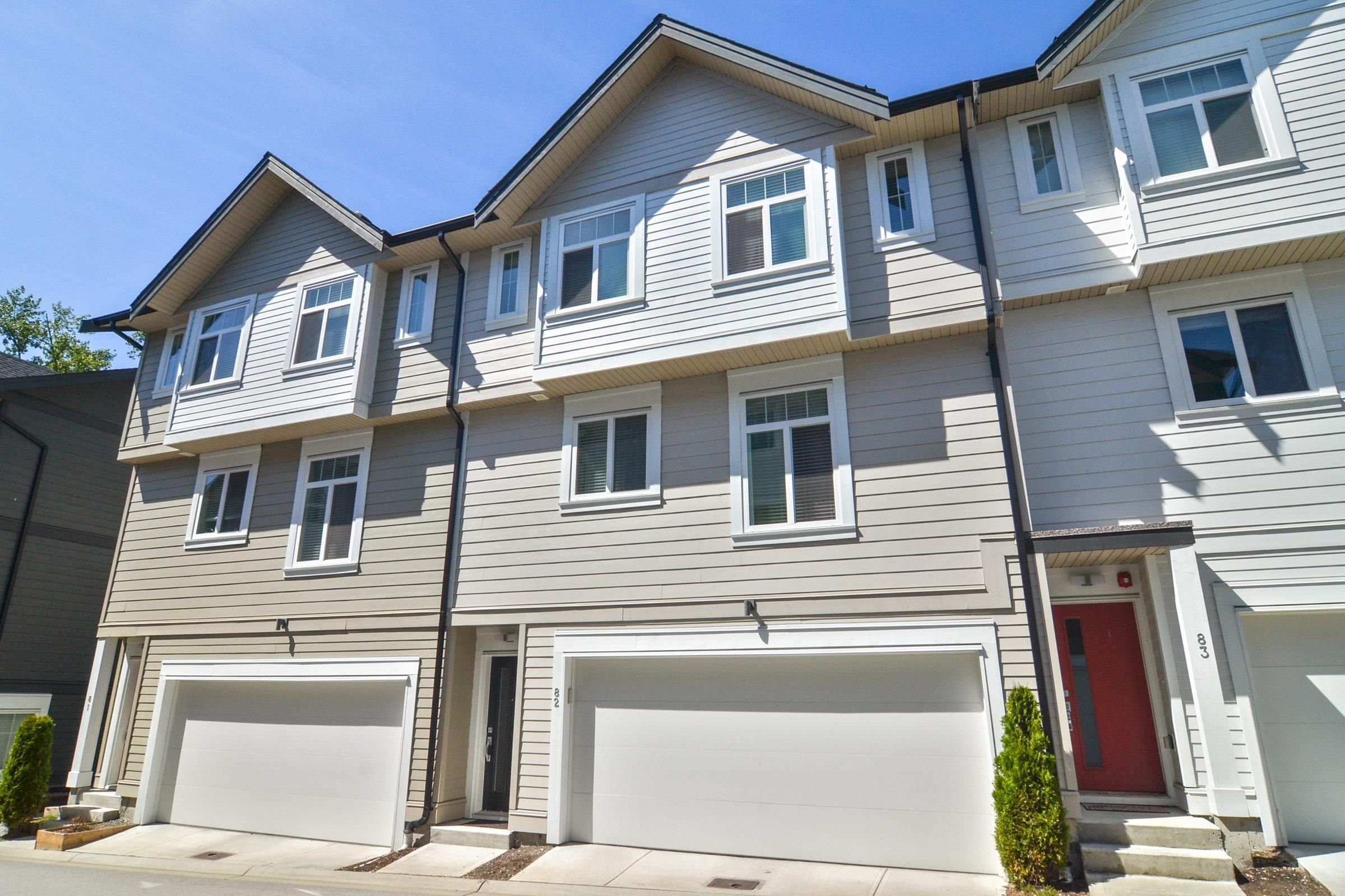 """Main Photo: 82 7665 209 Street in Langley: Willoughby Heights Townhouse for sale in """"ARCHSTONE"""" : MLS®# R2607778"""