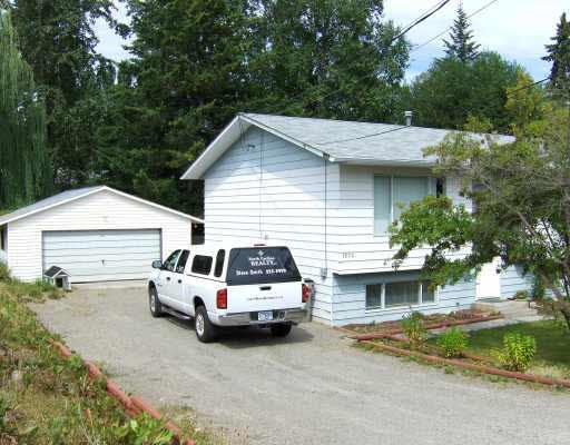 Main Photo: 1273 PURMAL AVENUE in : Quesnel - Town House for sale : MLS®# N194458