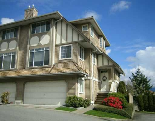 """Main Photo: 29 2615 FORTRESS DR in Port Coquiltam: Citadel PQ Townhouse for sale in """"ORCHID HILL"""" (Port Coquitlam)  : MLS®# V590296"""