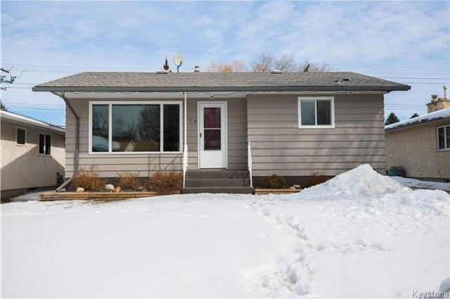 Main Photo: 239 Knowles Avenue in Winnipeg: North Kildonan Residential for sale (3G)  : MLS®# 1805871