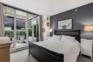 """Photo 11: 139 REGIMENT Square in Vancouver: Downtown VW Townhouse for sale in """"Spectrum 4"""" (Vancouver West)  : MLS®# R2556173"""