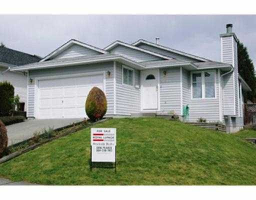 Main Photo: 22509 BRICKWOOD Close in Maple Ridge: East Central House for sale : MLS®# V640588