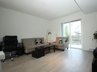 """Photo 2: 16 2325 RANGER Lane in Port Coquitlam: Riverwood Townhouse for sale in """"Fremont Blue"""" : MLS®# R2272901"""
