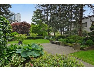 Photo 8: 602 1725 PENDRELL Street in Vancouver West: Home for sale : MLS®# V1122260