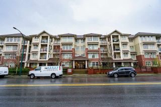 "Photo 1: 411 2330 SHAUGHNESSY Street in Port Coquitlam: Central Pt Coquitlam Condo for sale in ""AVANTI"" : MLS®# R2526195"