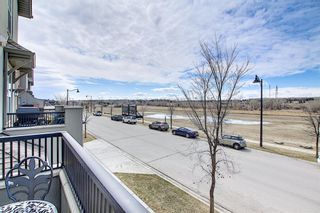 Photo 23: 444 Quarry Way SE in Calgary: Douglasdale/Glen Row/Townhouse for sale : MLS®# A1094767