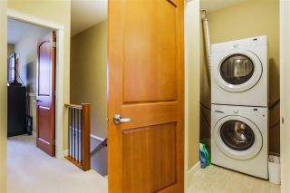 """Photo 20: 75 8068 207 Street in Langley: Willoughby Heights Townhouse for sale in """"Yorkson Creek South"""" : MLS®# R2218677"""