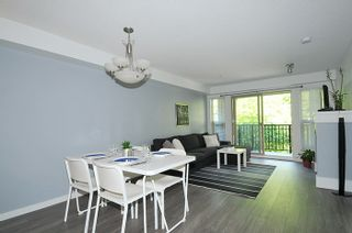 """Photo 4: 308 2968 SILVER SPRINGS Boulevard in Coquitlam: Westwood Plateau Condo for sale in """"TAMARISK"""" : MLS®# R2174996"""