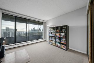 """Photo 18: 1107 4194 MAYWOOD Street in Burnaby: Metrotown Condo for sale in """"PARK AVENUE TOWERS"""" (Burnaby South)  : MLS®# R2541535"""