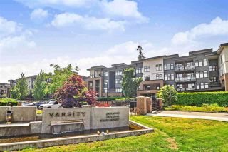 """Photo 2: 301 20058 FRASER Highway in Langley: Langley City Condo for sale in """"VARSITY"""" : MLS®# R2557046"""
