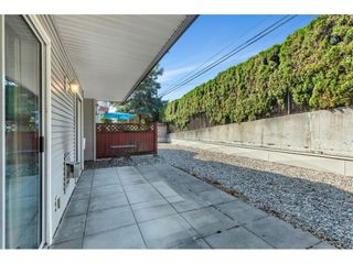 """Photo 27: 107 33669 2ND Avenue in Mission: Mission BC Condo for sale in """"HERITAGE PARK LANE"""" : MLS®# R2612757"""