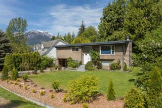 "Photo 1: 40205 KINTYRE Drive in Squamish: Garibaldi Highlands House for sale in ""Garibaldi Highlands"" : MLS®# R2170328"