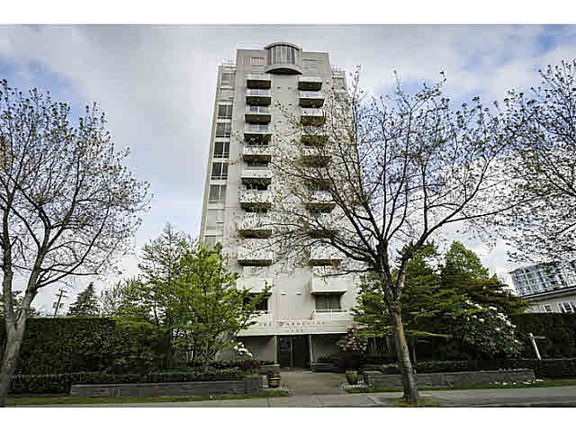 The Warrenton: Concrete tower in South Granville with two units per floor