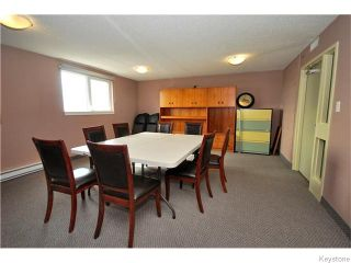 Photo 16: 403 Regent Avenue in WINNIPEG: Transcona Condominium for sale (North East Winnipeg)  : MLS®# 1526649