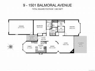 Photo 9: 9 1501 Balmoral Ave in COMOX: CV Comox (Town of) Row/Townhouse for sale (Comox Valley)  : MLS®# 806761