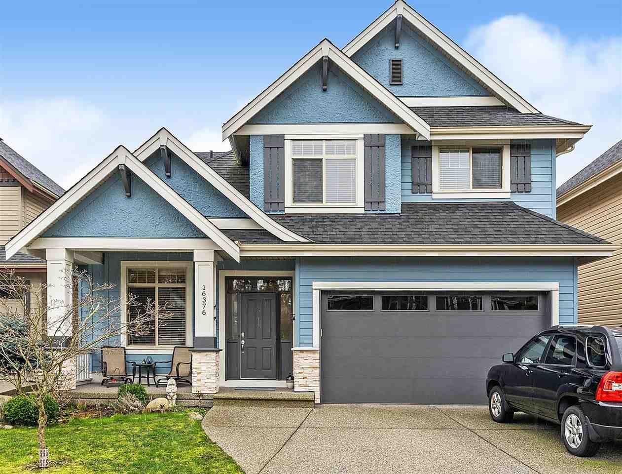 Main Photo: 16376 59A Avenue in Surrey: Cloverdale BC House for sale (Cloverdale)  : MLS®# R2541034