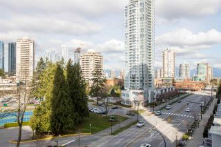 """Photo 15: 704 4900 LENNOX Lane in Burnaby: Metrotown Condo for sale in """"The Park"""" (Burnaby South)  : MLS®# R2553108"""