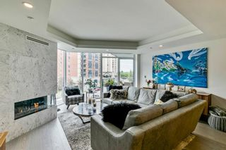 Photo 9: 407 738 1 Avenue SW in Calgary: Eau Claire Apartment for sale : MLS®# A1124073