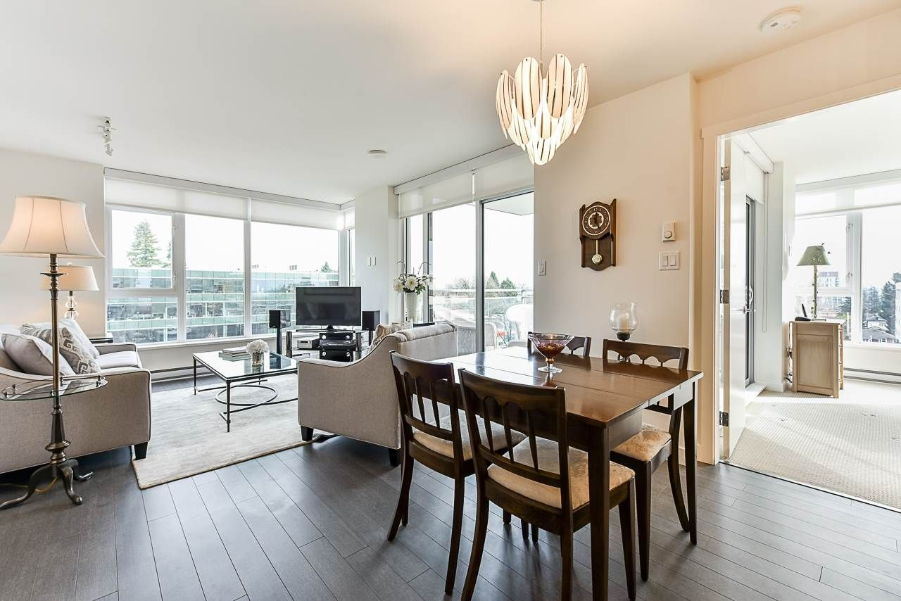 Photo 4: Photos: 701 608 BELMONT STREET in New Westminster: Uptown NW Condo for sale : MLS®# R2522170