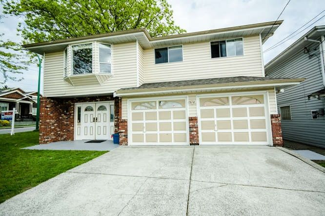 Main Photo: 8496 14TH AVENUE in : East Burnaby House for sale : MLS®# R2062578