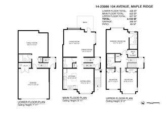 """Photo 40: 14 23986 104 Avenue in Maple Ridge: Albion Townhouse for sale in """"Spencer Brook Estates"""" : MLS®# R2621184"""