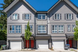 """Photo 2: 100 14555 68 Avenue in Surrey: East Newton Townhouse for sale in """"SYNC"""" : MLS®# R2169561"""