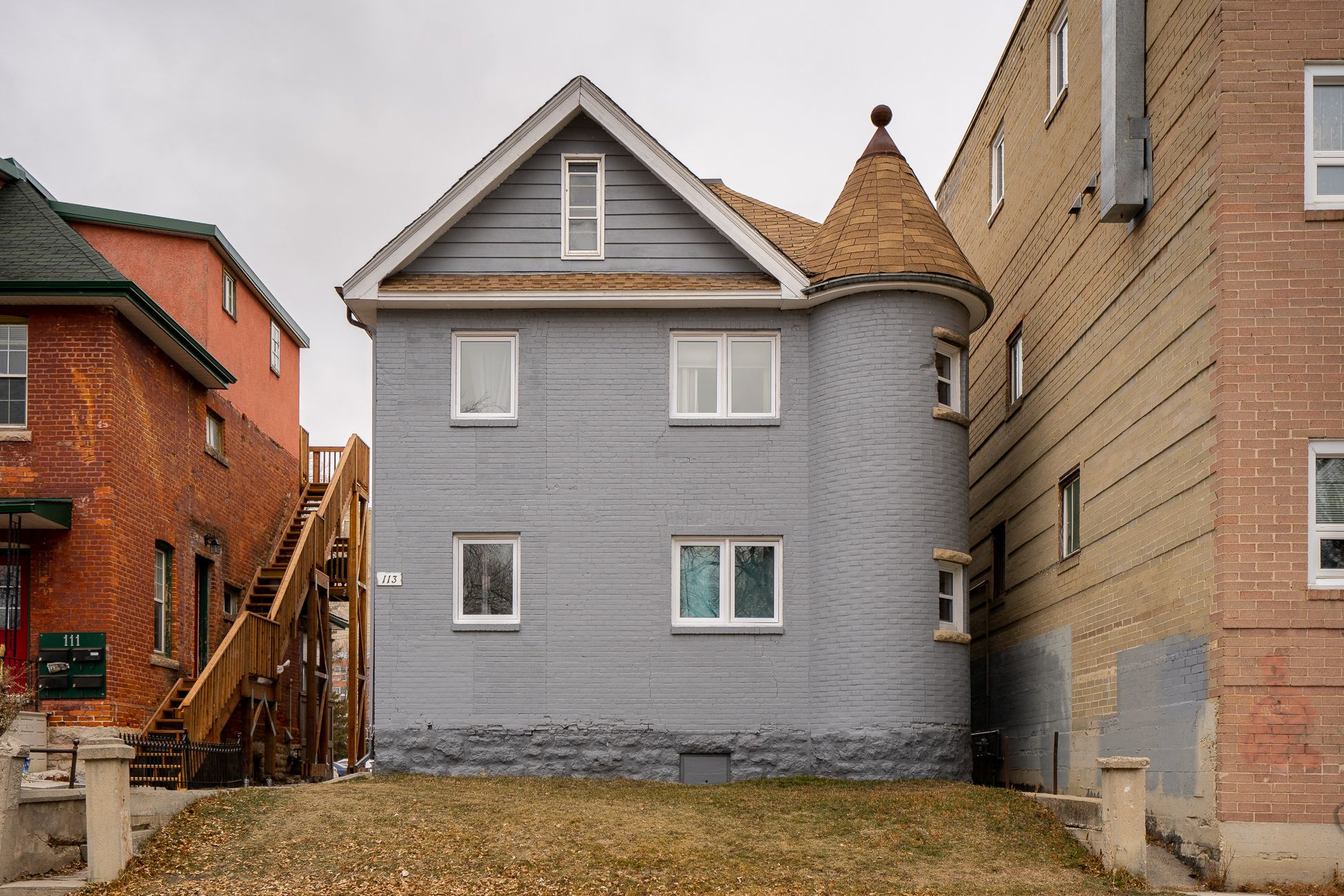 Main Photo: 113 Eugenie Street in Winnipeg: Multi-family for sale (2B)  : MLS®# 202028339
