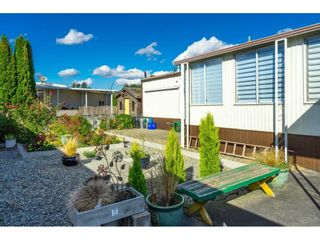 """Photo 22: 157 27111 0 Avenue in Langley: Aldergrove Langley Manufactured Home for sale in """"Pioneer Park"""" : MLS®# R2616701"""