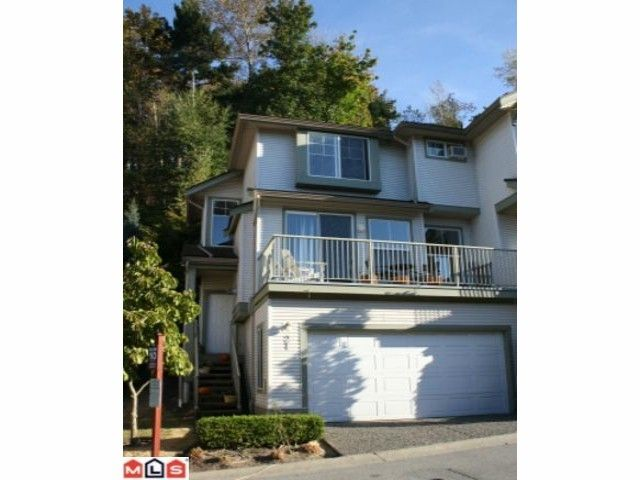 Main Photo: 21 35287 OLD YALE Road in Abbotsford: Abbotsford East Townhouse for sale : MLS®# F1223071