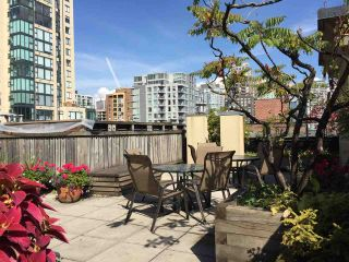 """Photo 21: 209 1216 HOMER Street in Vancouver: Yaletown Condo for sale in """"THE MURCHIES BUILDING"""" (Vancouver West)  : MLS®# R2003084"""
