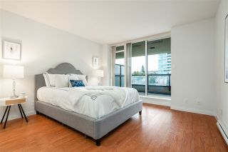 """Photo 16: 706 2088 MADISON Avenue in Burnaby: Brentwood Park Condo for sale in """"Fresco Renaissance Towers"""" (Burnaby North)  : MLS®# R2570542"""