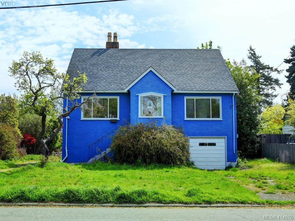 Main Photo: 485 Joffre St in VICTORIA: Es Saxe Point House for sale (Esquimalt)  : MLS®# 822222