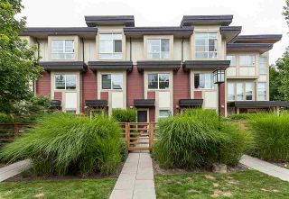 """Photo 1: 64 19477 72A Avenue in Surrey: Clayton Townhouse for sale in """"Sun at 72"""" (Cloverdale)  : MLS®# R2386075"""