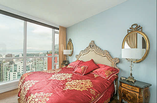 Photo 6: 4404-1189 Melville St in Vancouver: Condo for sale : MLS®# V1143581